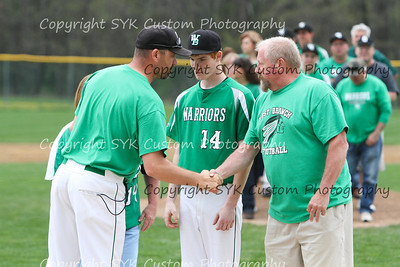 WBHS Baseball Sr Nite vs Canfield-21