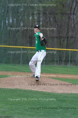 WBHS Baseball Sr Nite vs Canfield-72