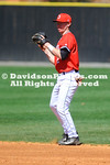 NCAA BASEBALL:  MAR 15 Akron at Davidson