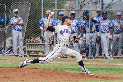 2015 Baseball Cathedral vs Serra 05May2015