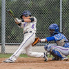 2015 Cathedral Baseball vs Serra Cavaliers