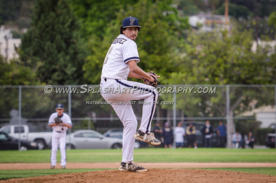 2015 Baseball Franklin vs Locke 22May2015