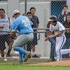 2015 Franklin Panthers Baseball vs Locke Saints