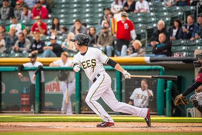 Sacramento Salt Lake Baseball