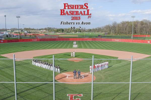 2015 FHS Baseball JV