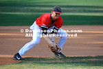 NCAA BASEBALL:  MAY 06 High Point at Davidson