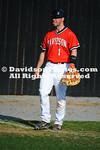 NCAA BASEBALL:  MAY 06 High Point at Davidson