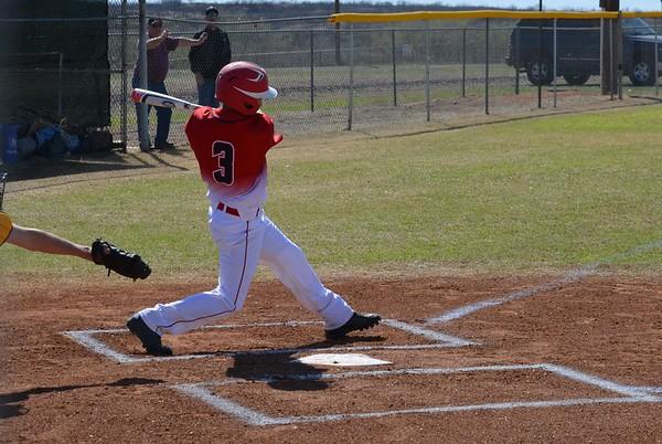 Baseball Vs Memphis 03/27/2015