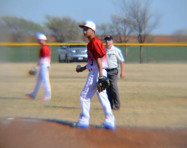 Baseball Vs Valley 3/24/15