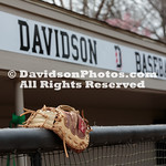 NCAA BASKETBALL:  FEB 18 Georgetown at Davidson