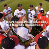 NCAA BASEBALL:  JUN 03 2017 NCAA BASEBALL REGIONAL - Florida Gulf Coast vs Davidson