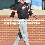 NCAA BASEBALL:  JUN 02 2017 NCAA BASEBALL REGIONAL - Davidson at North Carolina