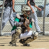 2016 Eagle Rock Baseball vs South Gate Rams