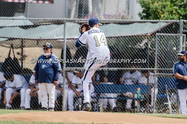 2016 Franklin Baseball vs Fairfax Lions