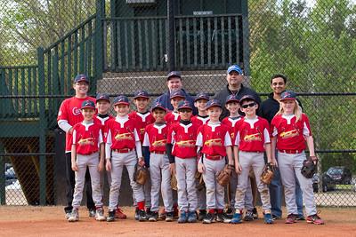 Game #10 - Cardinals @ A's