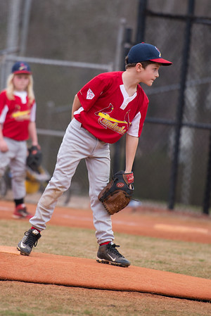 Game #3 - Cardinals vs. Orioles