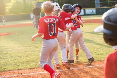 Post Season Game #5 - Cardinals Vs. Red Socks