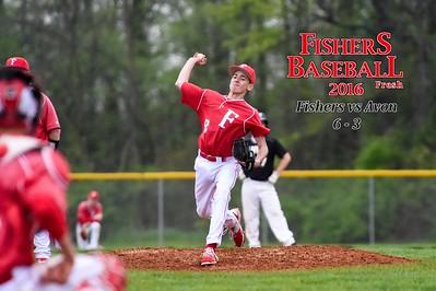 2016 Freshman Baseball - Avon