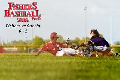 2016 Freshman Baseball - Guerin