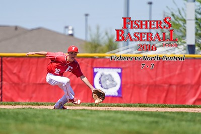 2016 Freshman Baseball - North Central