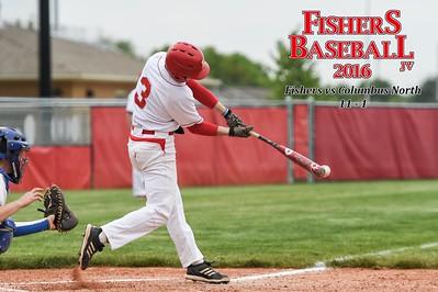 2016 JV Baseball - Columbus North