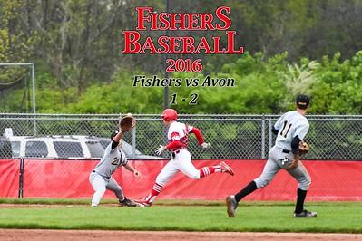 2016 Var Baseball - Avon, gm3