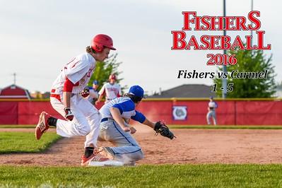 2016 Var Baseball - Carmel