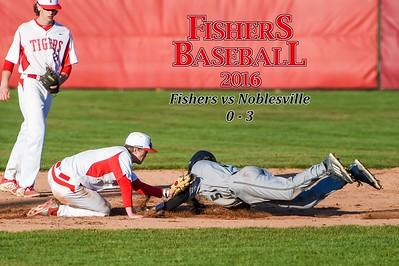 2016 Var Baseball - Noblesville