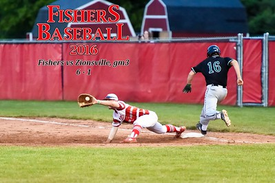 2016 Var Baseball - Zionsville, gm3