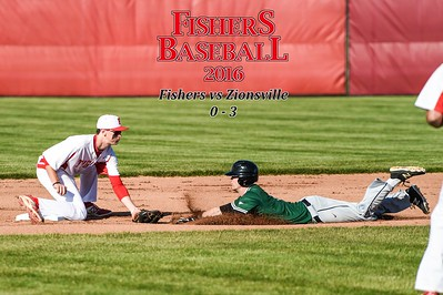 2016 Var Baseball - Zionsville
