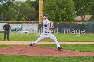 2017-05-27 JFK Baseball Varsity vs St. Thomas Academy  (Sectionals)