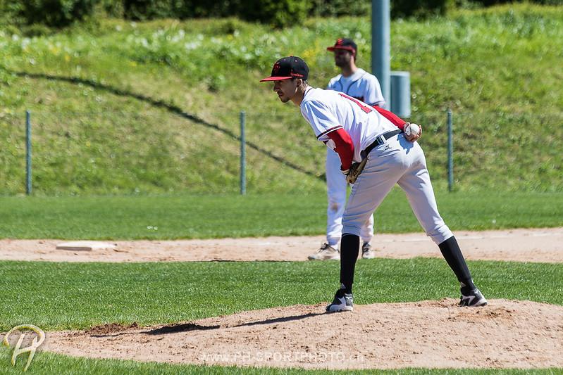 Baseball NLB: Hünenberg Unicorns - Martigny Minotaures - 19:8