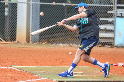 2019 Ransom Everglades Alumni Baseball Game, February 9, 2019.