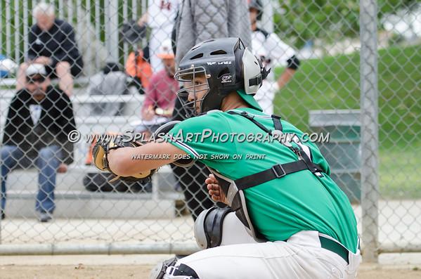2018 Eagle Rock Baseball vs Lincoln Tigers