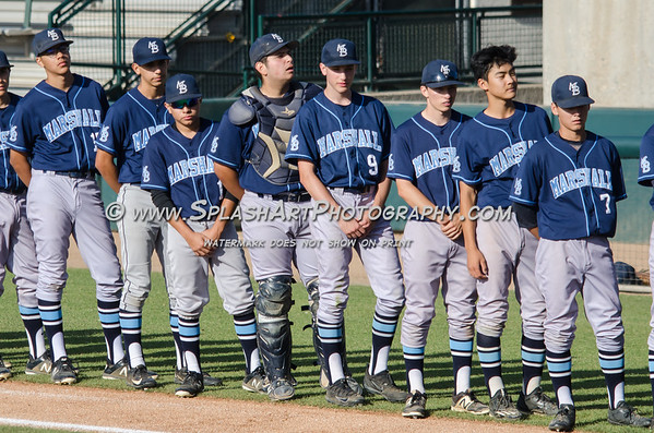 2018 Marshall Barristers Baseball vs Carson Colts
