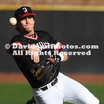NCAA BASEBALL:  FEB 18 Lafayette at Davidson