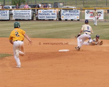 Elite 8 Baseball: Tiftarea Sweeps Gatewood 8-5, 8-7