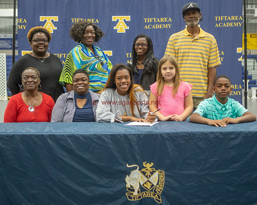 Shaunteria Taylor Signs with Georgia Southwestern
