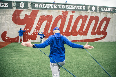 Sycamores at Indiana (April 10, 2018)