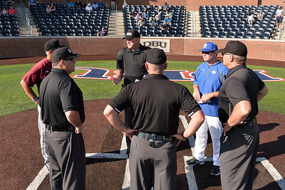 Sycamores vs. Southern Illinois (May 23, 2018)