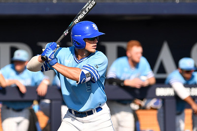 Sycamores vs. Southern Illinois (May 25, 2018)