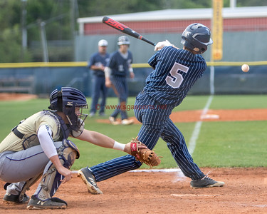 Bainbridge vs Tift County Baseball 2018