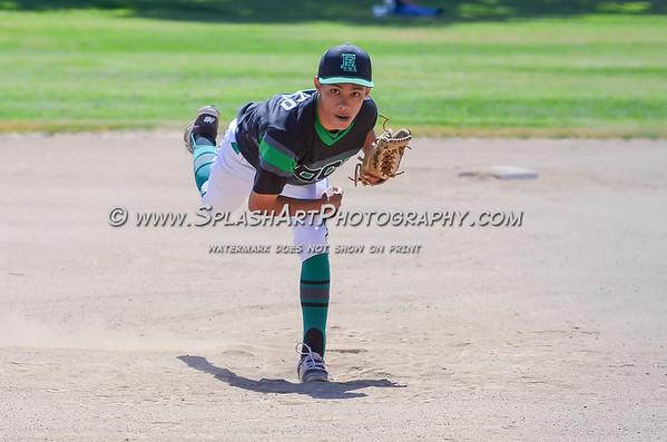 2019 Eagle Rock Baseball vs Wilson Mules