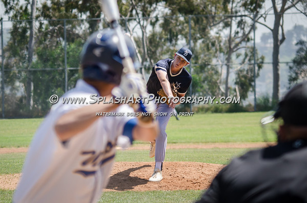 2019 Marshall Barristers Baseball vs Wilson Mules