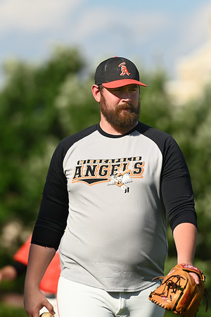 2019 Park National League - Minneapolis Angels vs. Minneapolis Cobras