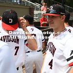 NCAA BASEBALL:  APR 28 Saint Louis at Davidson