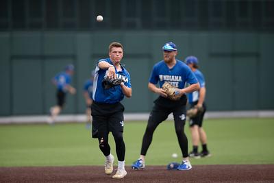 Practice at NCAA Nashville Regional (May 30, 2019)