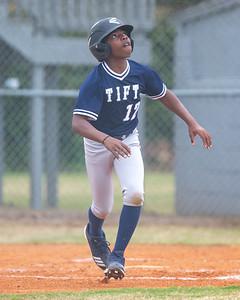 Tift Middle School Baseball vs Valdosta - Shine Rankin Jr./SGSN