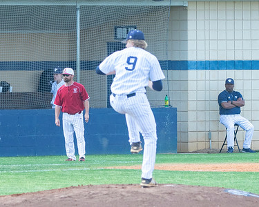 Tift County vs Lowndes Baseball Dawn Starling/SGSN