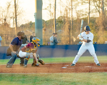Perry Panthers vs  Tift County Blue Devils Baseball Scrimmage 2019